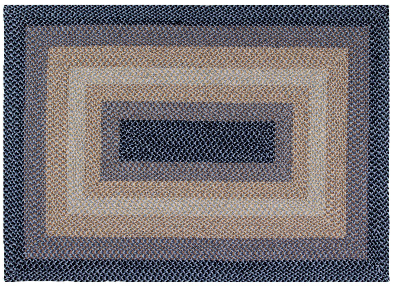 Monnie Blue Area Rug Rug Size: 6' x 9'