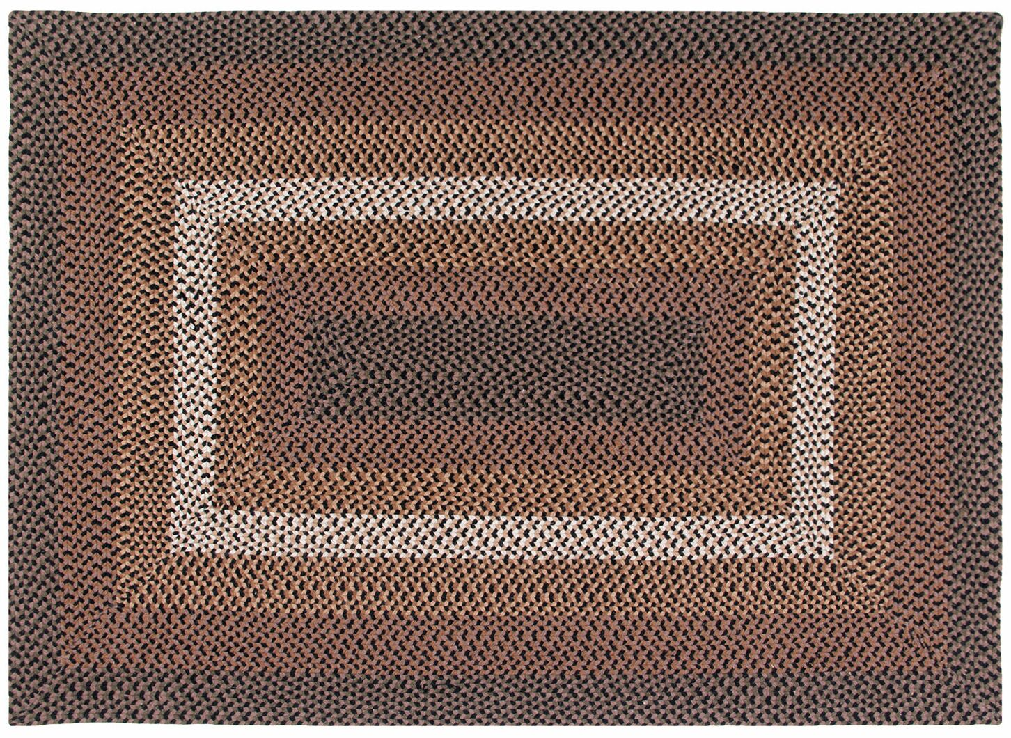 Monnie Brown Area Rug Rug Size: 2'3