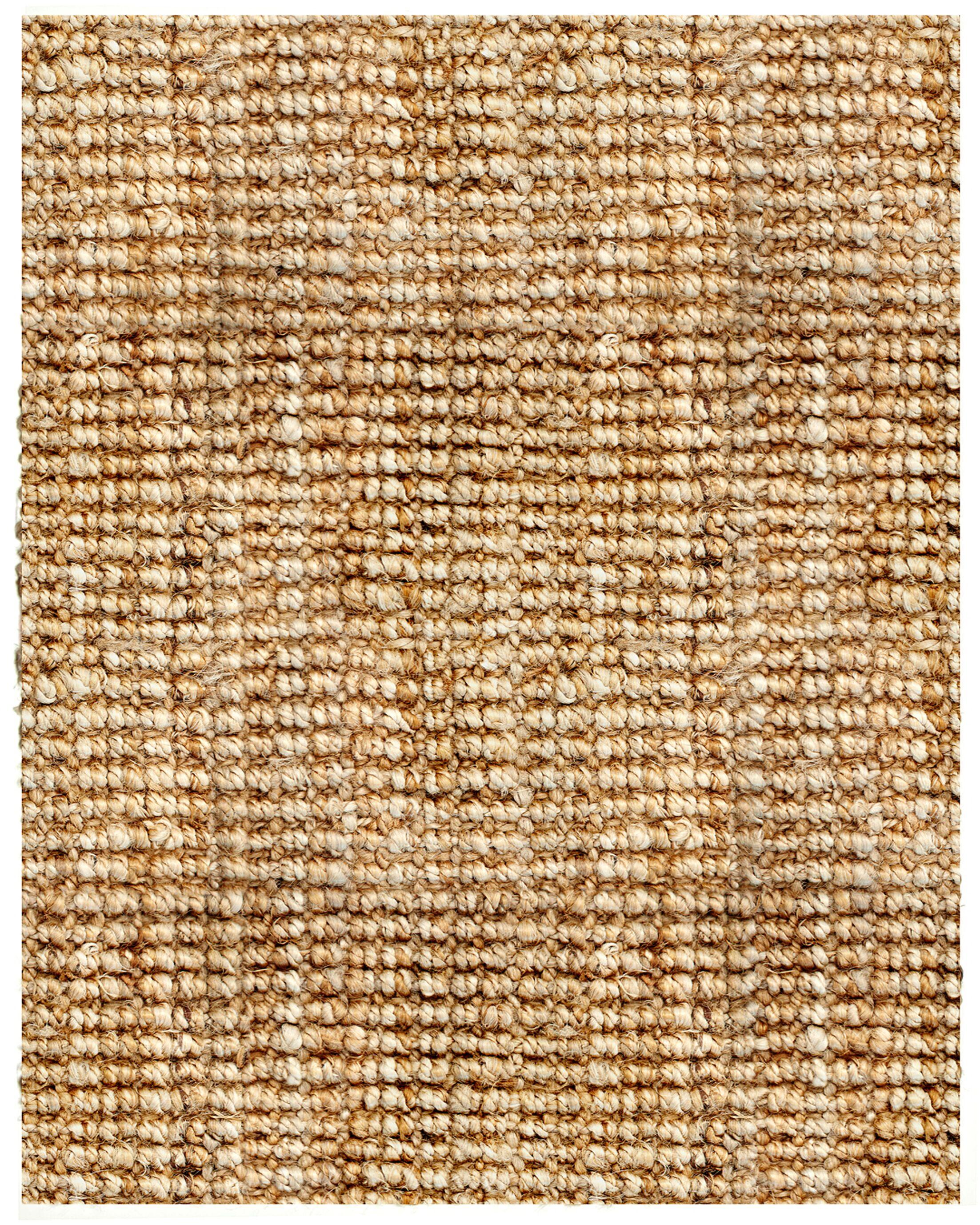 Helvetia Hand-Woven Brown Area Rug Rug Size: Rectangle 8' x 10'