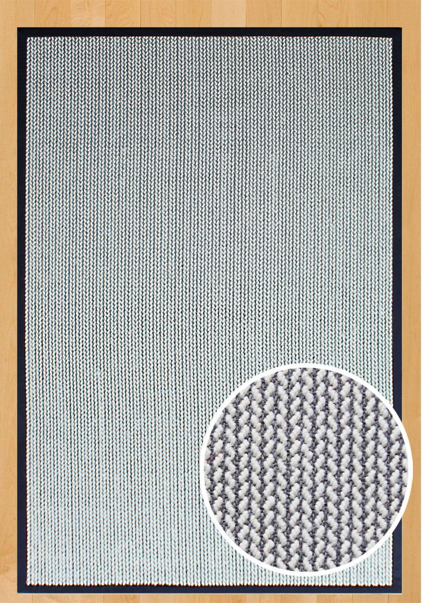 Hand-Woven Area Rug Rug Size: 5' x 8'
