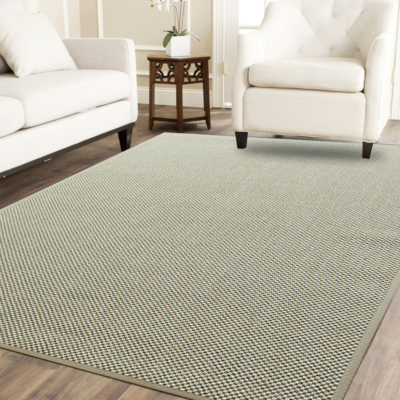 Tiger Eye Maize Area Rug Size: 8' x 10'