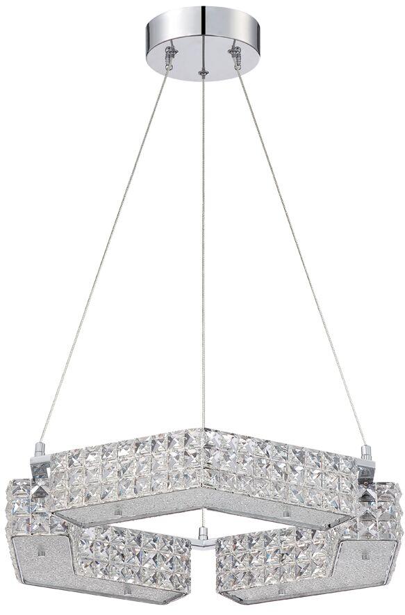 Carina 6-Light Crystal Chandelier