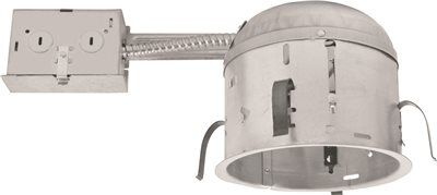 No IC-Rated LED Recessed Housing