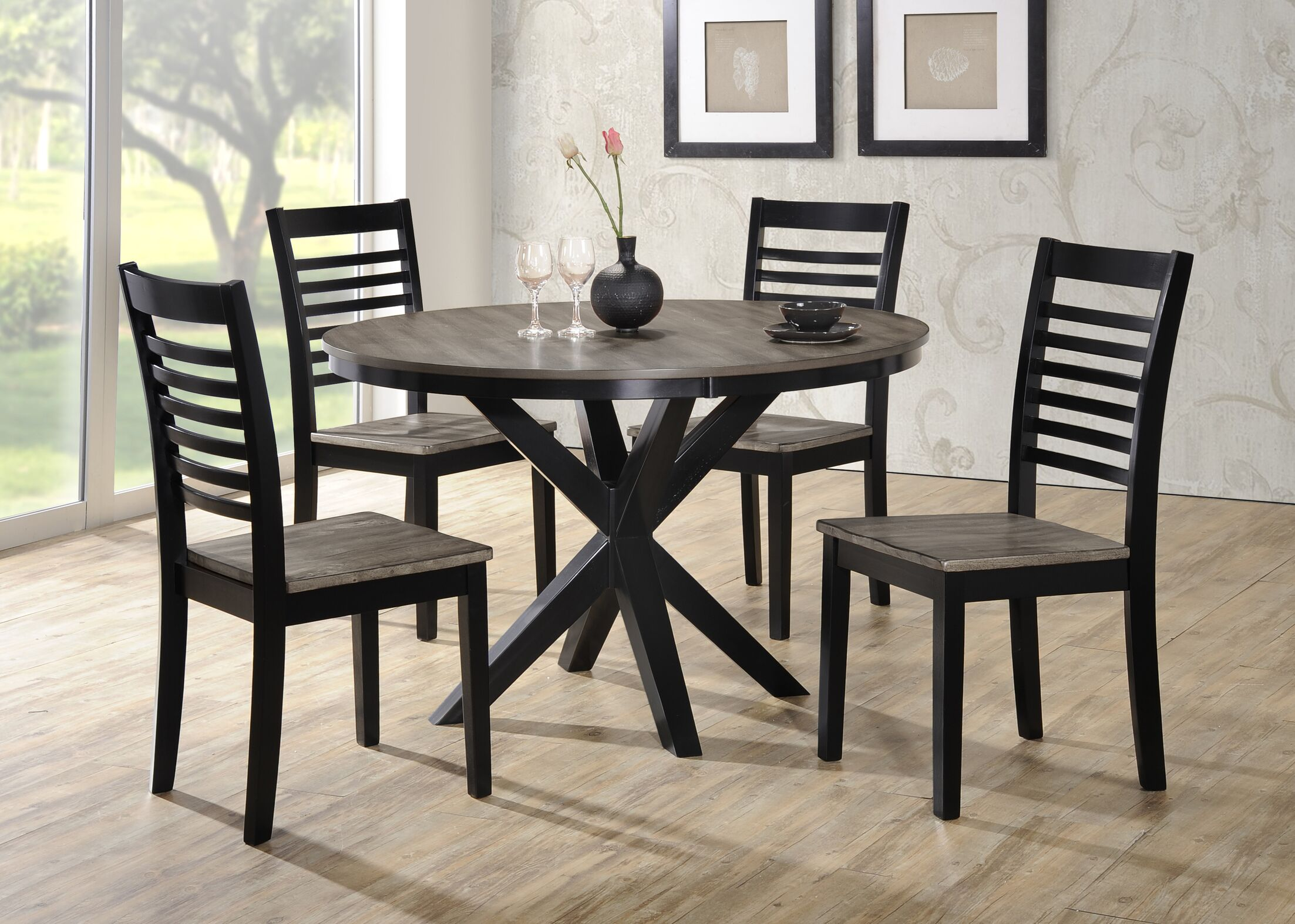 Dining Table Sets Clipper City 5 Piece Dining Set