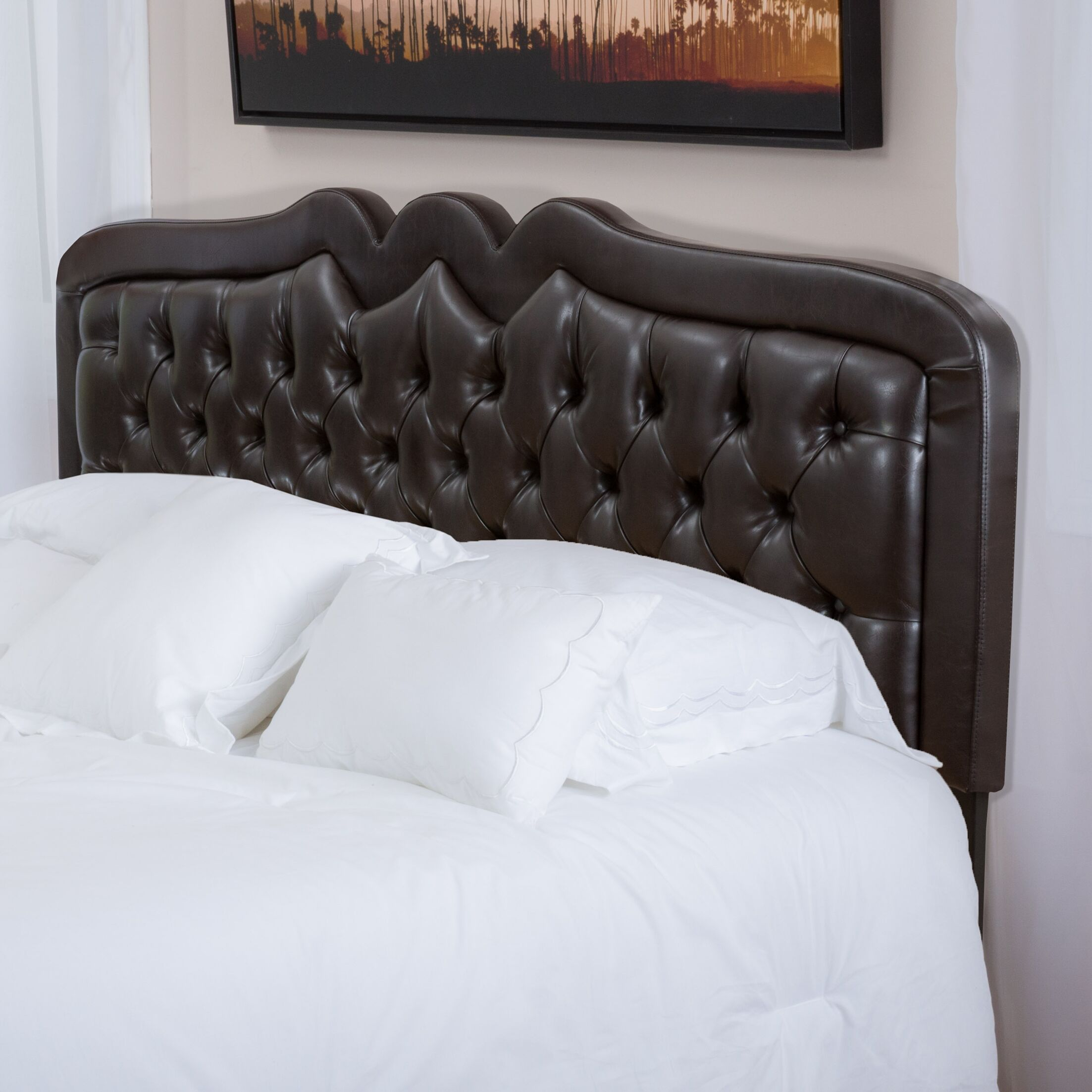 King Street King Panel Headboard Size: King / California King