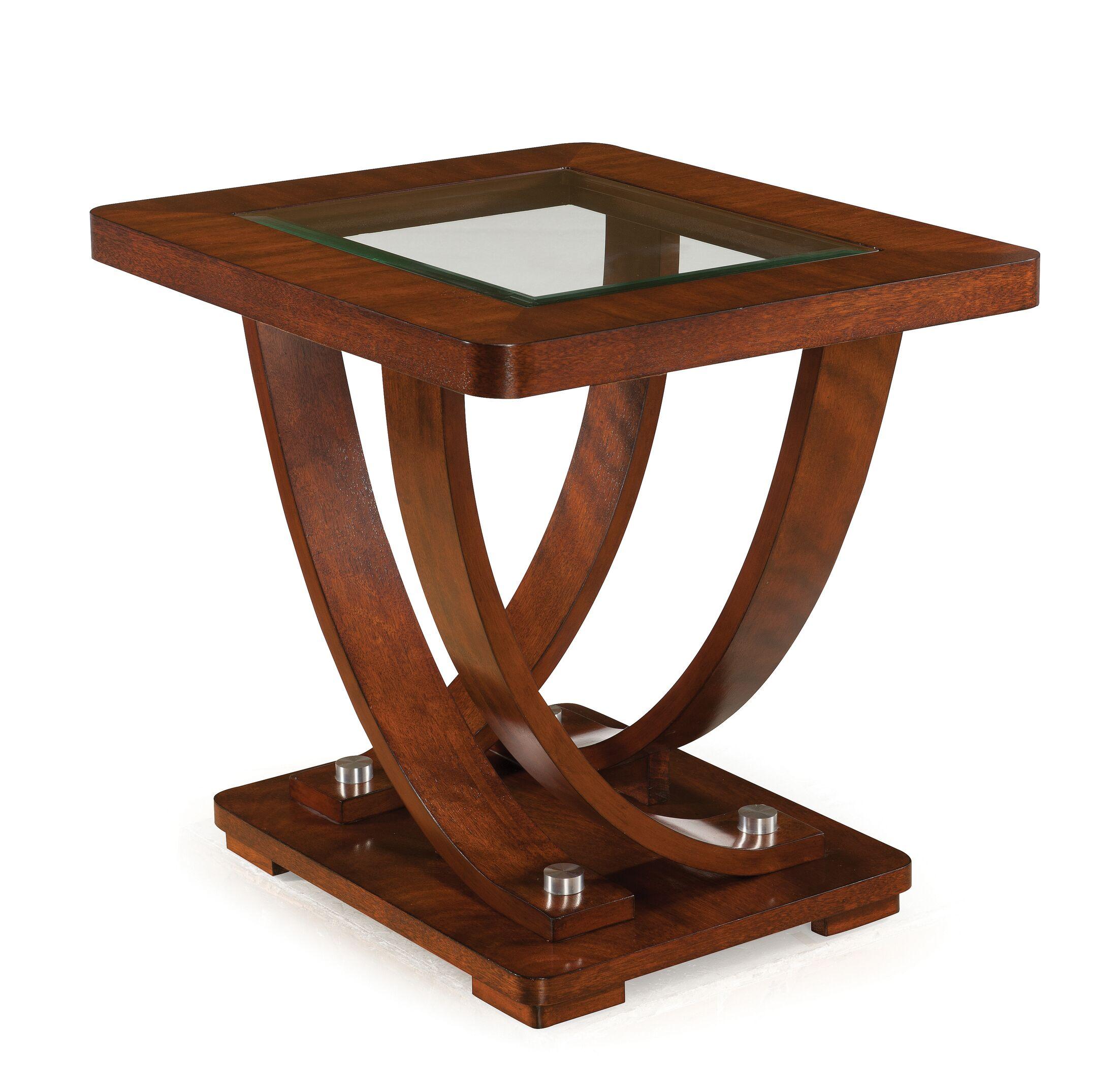 Crestside End Table