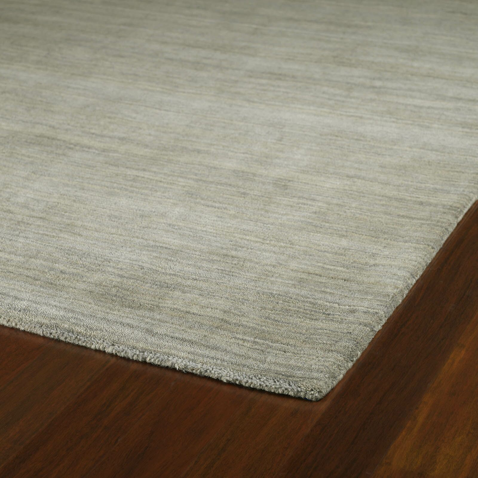 Merseles Graphite Grey Area Rug Rug Size: Rectangle 5' x 7'6