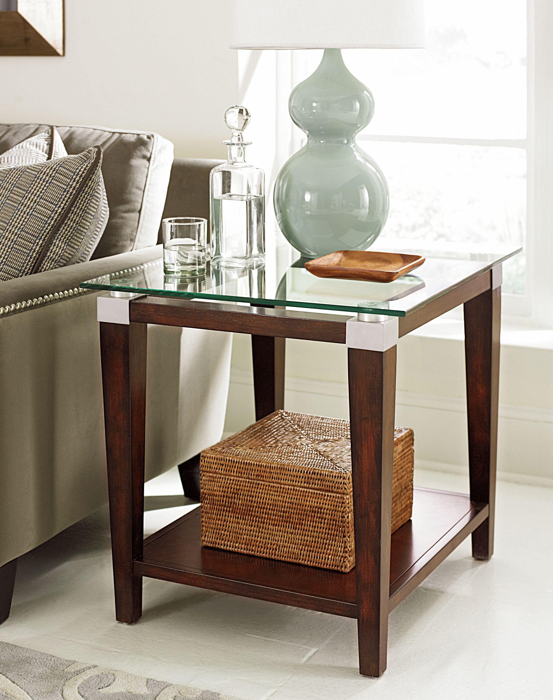 Zythum End Table