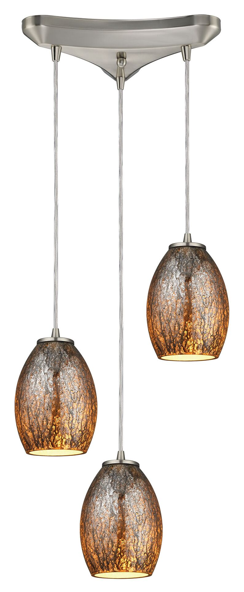 Vincent 3-Light Pendant