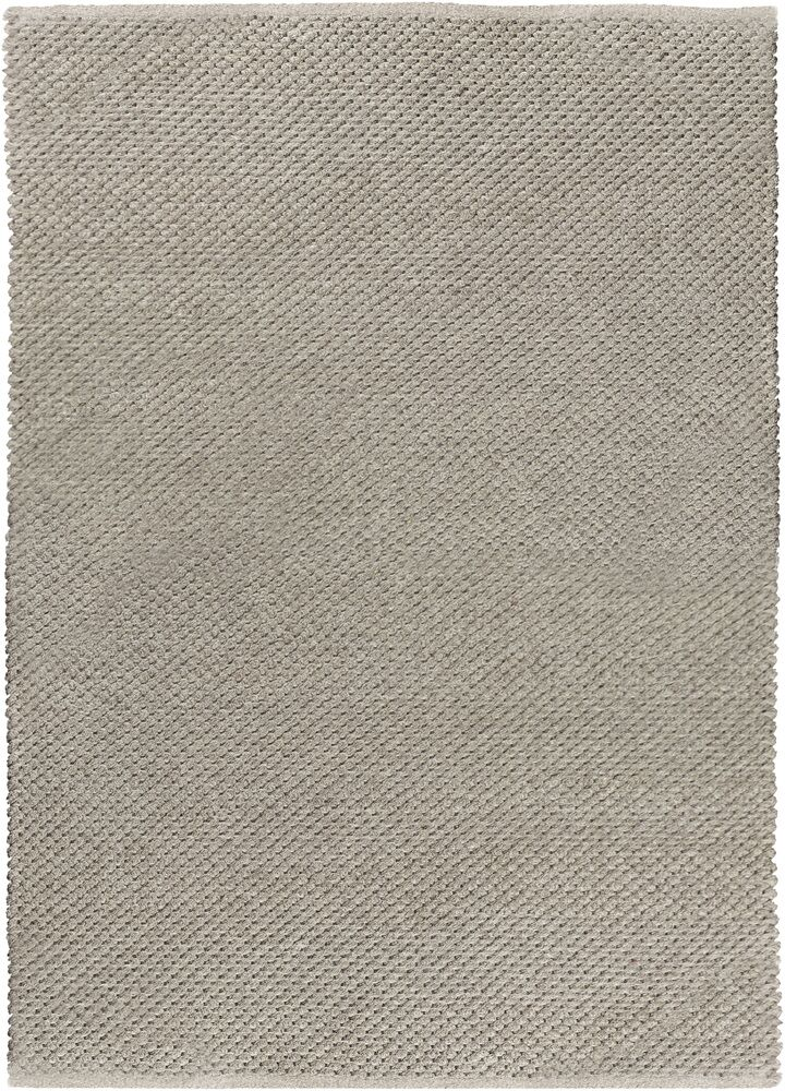 Strafford Hand-Woven Light Gray Indoor/Outdoor Area Rug Rug Size: Rectangle 4' x 6'
