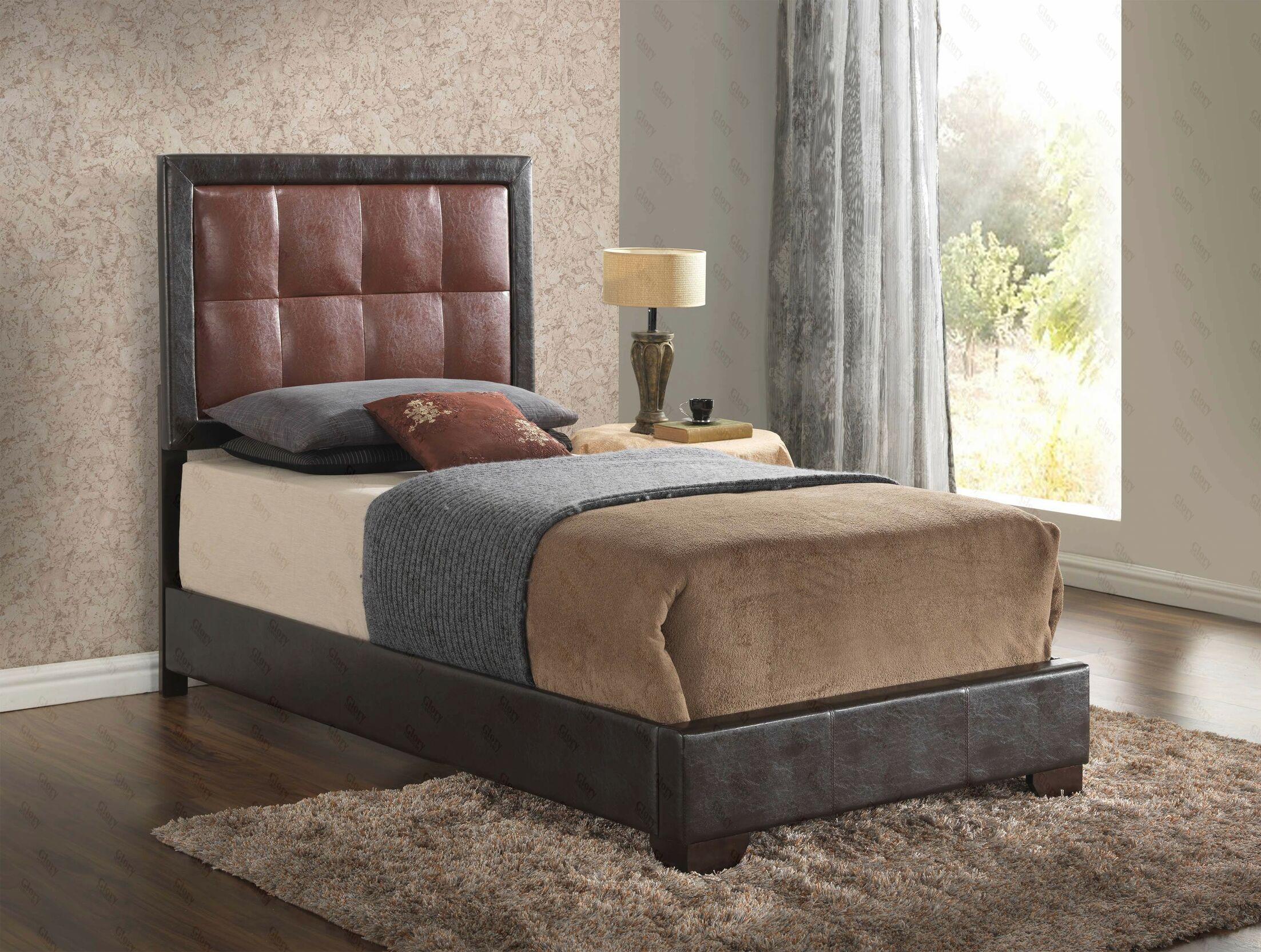Barkbridge Upholstered Panel Bed Size: Full