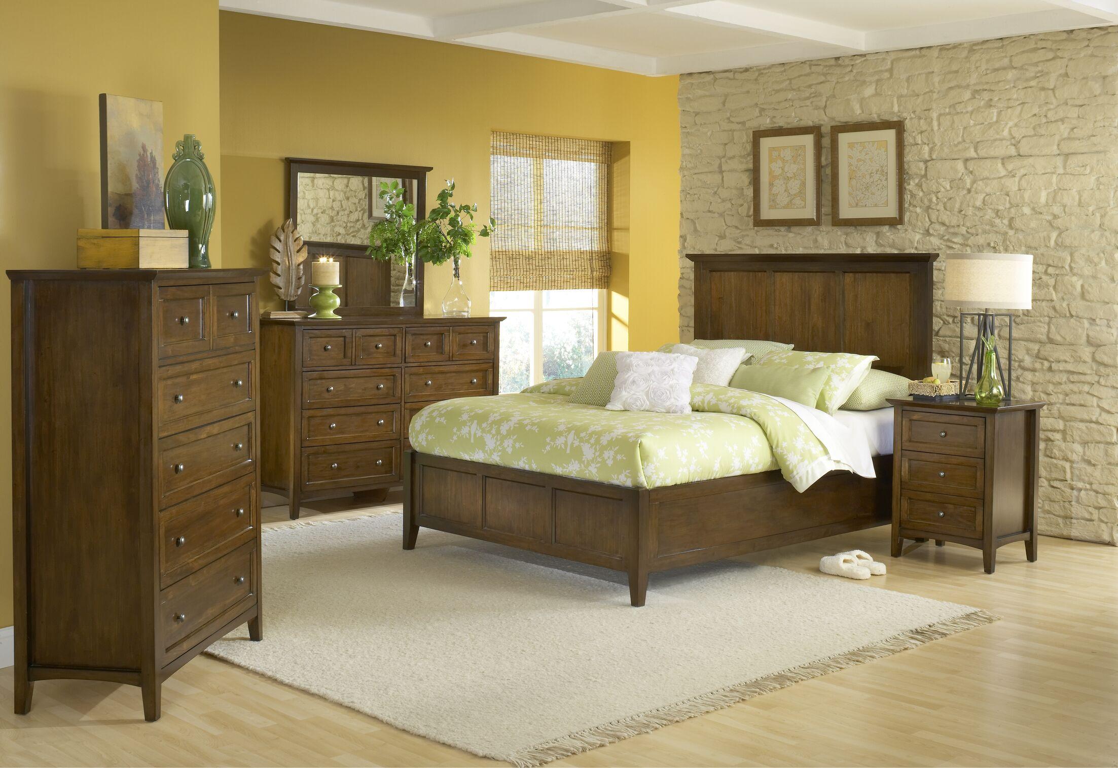 Allenville Panel Configurable Bedroom Set