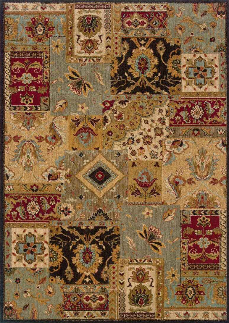 Tindell Beige Area Rug Rug Size: Rectangle 9'10