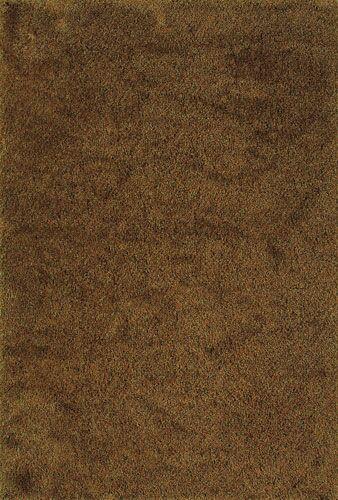 Mazon Tweed Rust/Gold Area Rug Rug Size: Rectangle 5'3