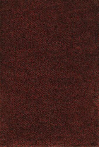 Mazon Tweed Red/Brown Area Rug Rug Size: Rectangle 6'7