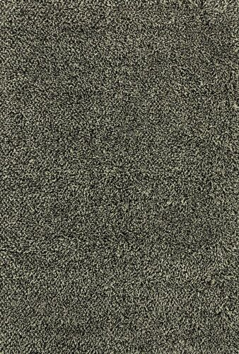 Mazon Tweed Black/Ivory Area Rug Rug Size: Rectangle 5'3