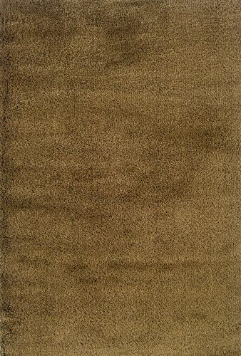 Mazon Solid Gold Area Rug Rug Size: Rectangle 7'10