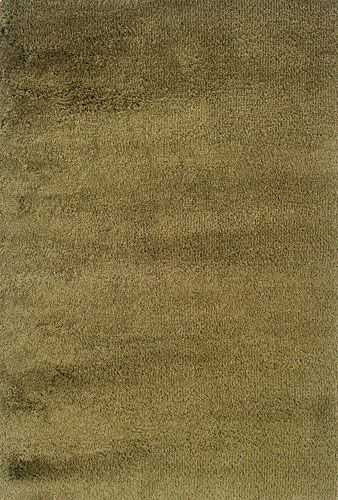 Mazon Tweed Green/Gold Area Rug Rug Size: Rectangle 9'10