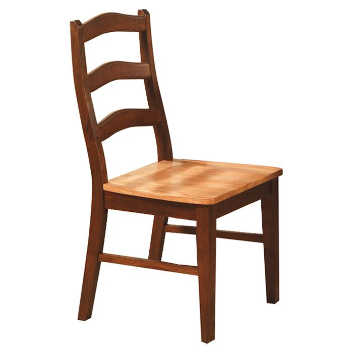 Lindstrom Side Chair (Set of 2) Side Chair Upholstery: Wood