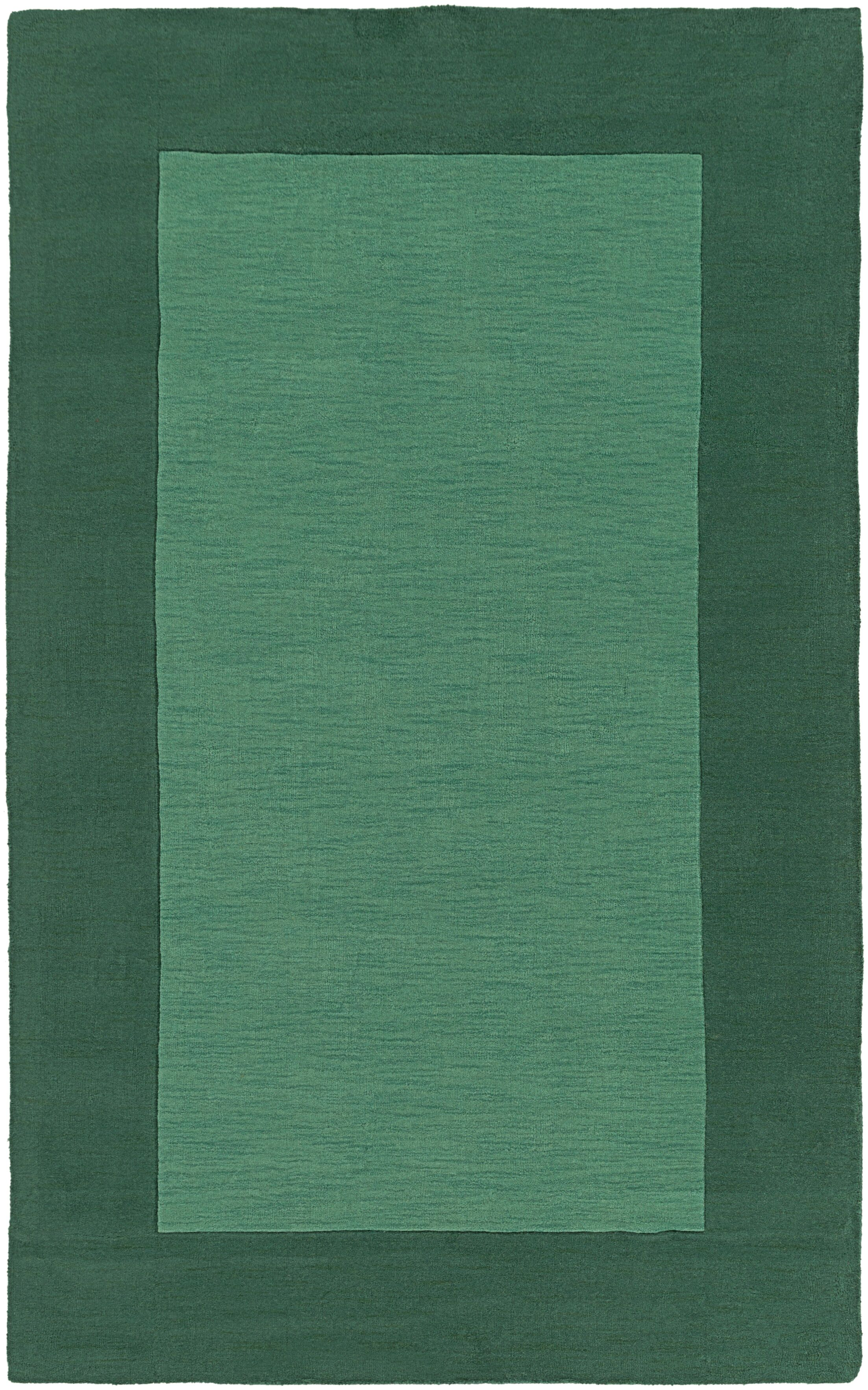 Briargate Hand-Woven Forest Solid Area Rug Rug Size: Rectangle 9' x 13'