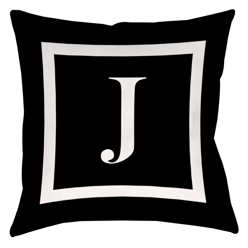 Hanrietta Printed Throw Pillow