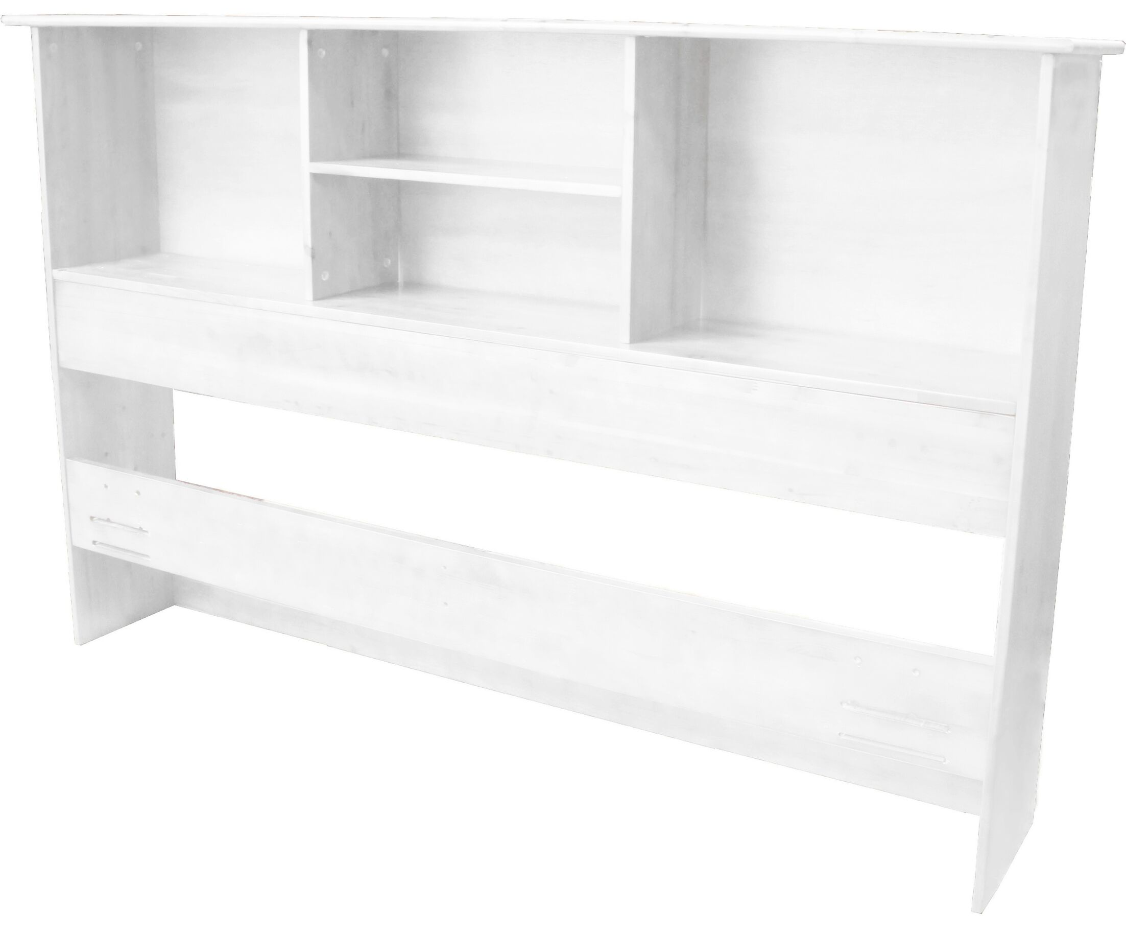 Gordon Bookcase Headboard Size: Twin, Color: Mahogany