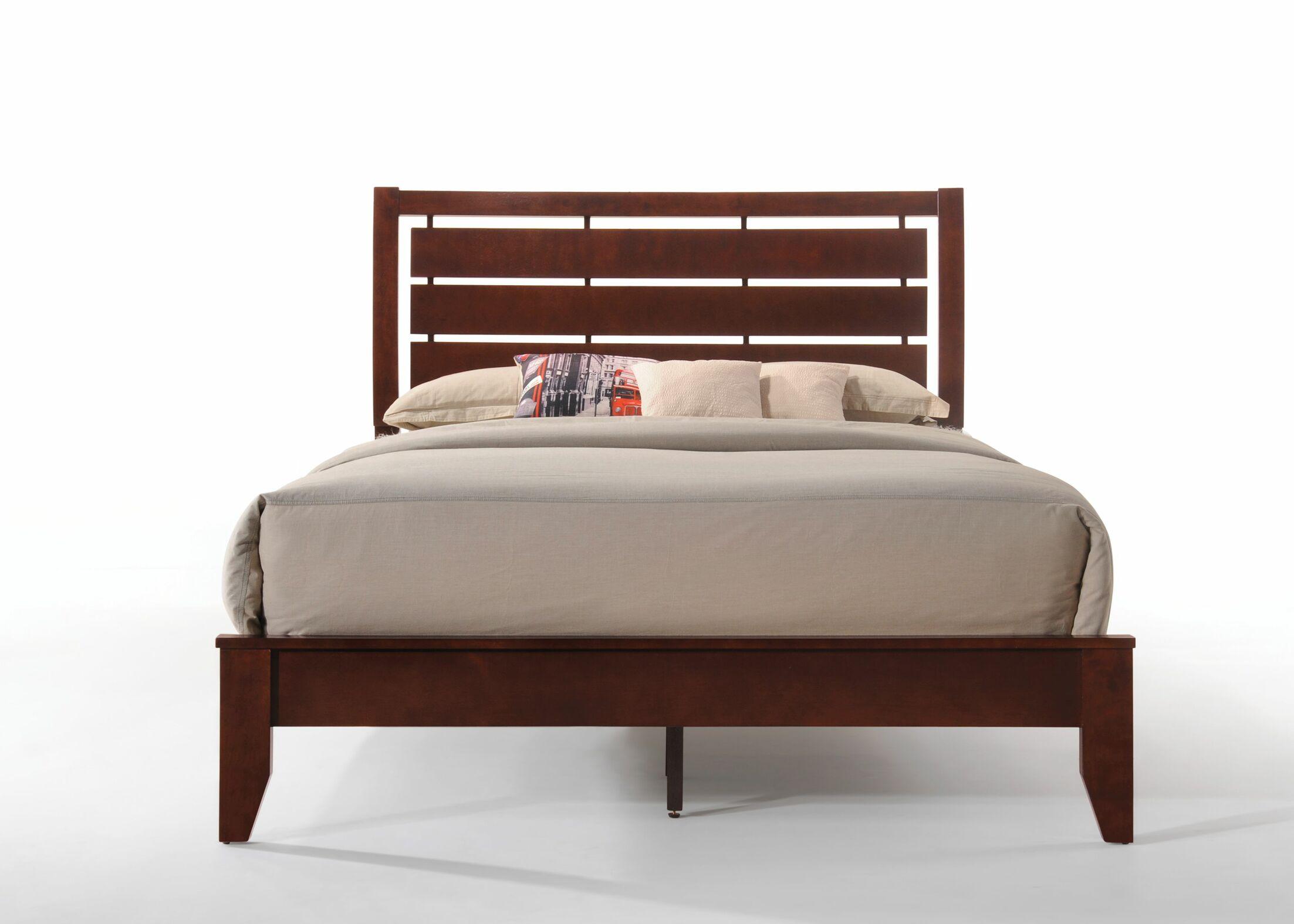 Lamonica Upholstered Platform Bed Size: Queen