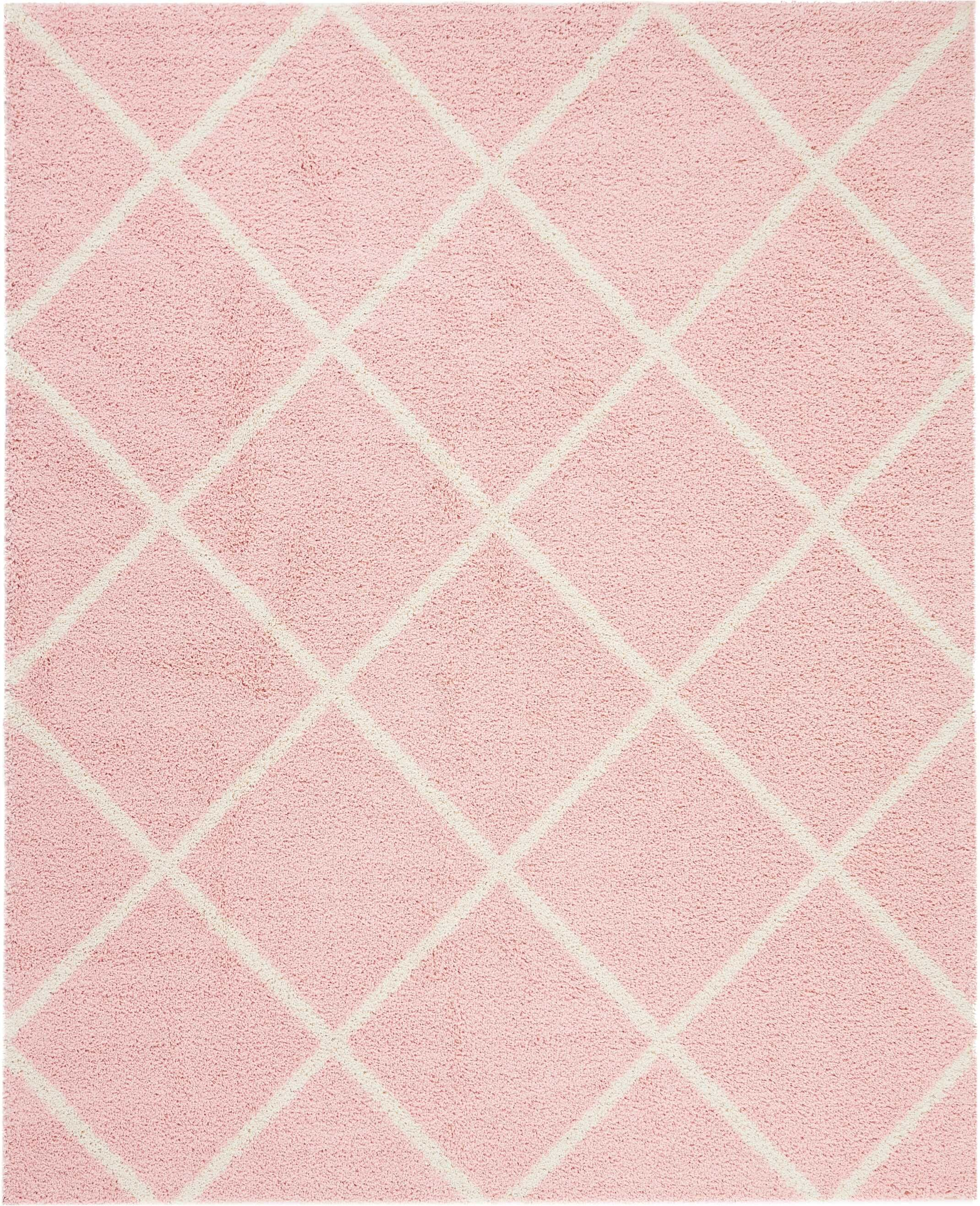 Puyallup River Blush Area Rug Rug Size: Rectangle 8'2