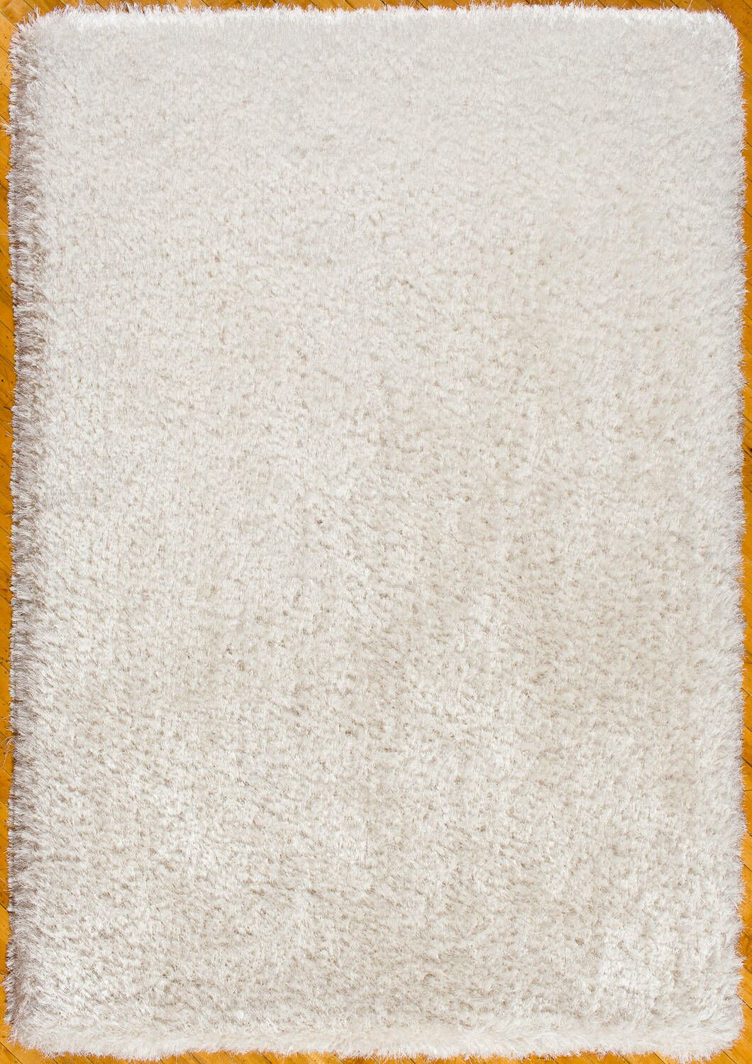Hand-Tufted Area Rug Rug Size: Rectangle 7'6