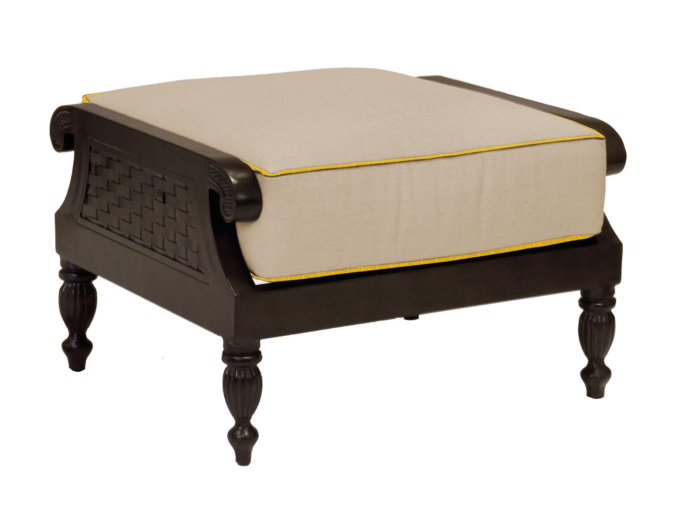 Jakarta Ottoman with Cushion