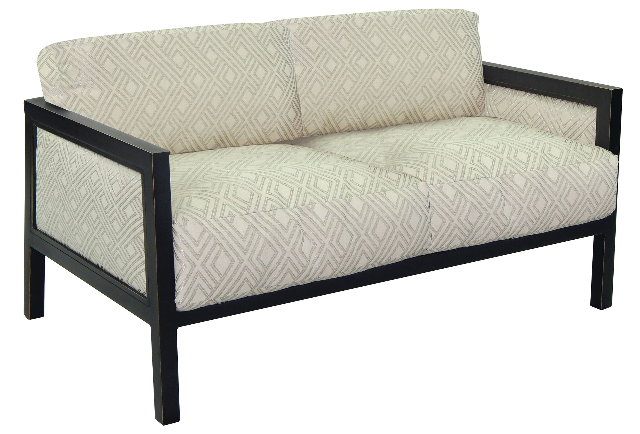 Gold Coast Loveseat with Cushions