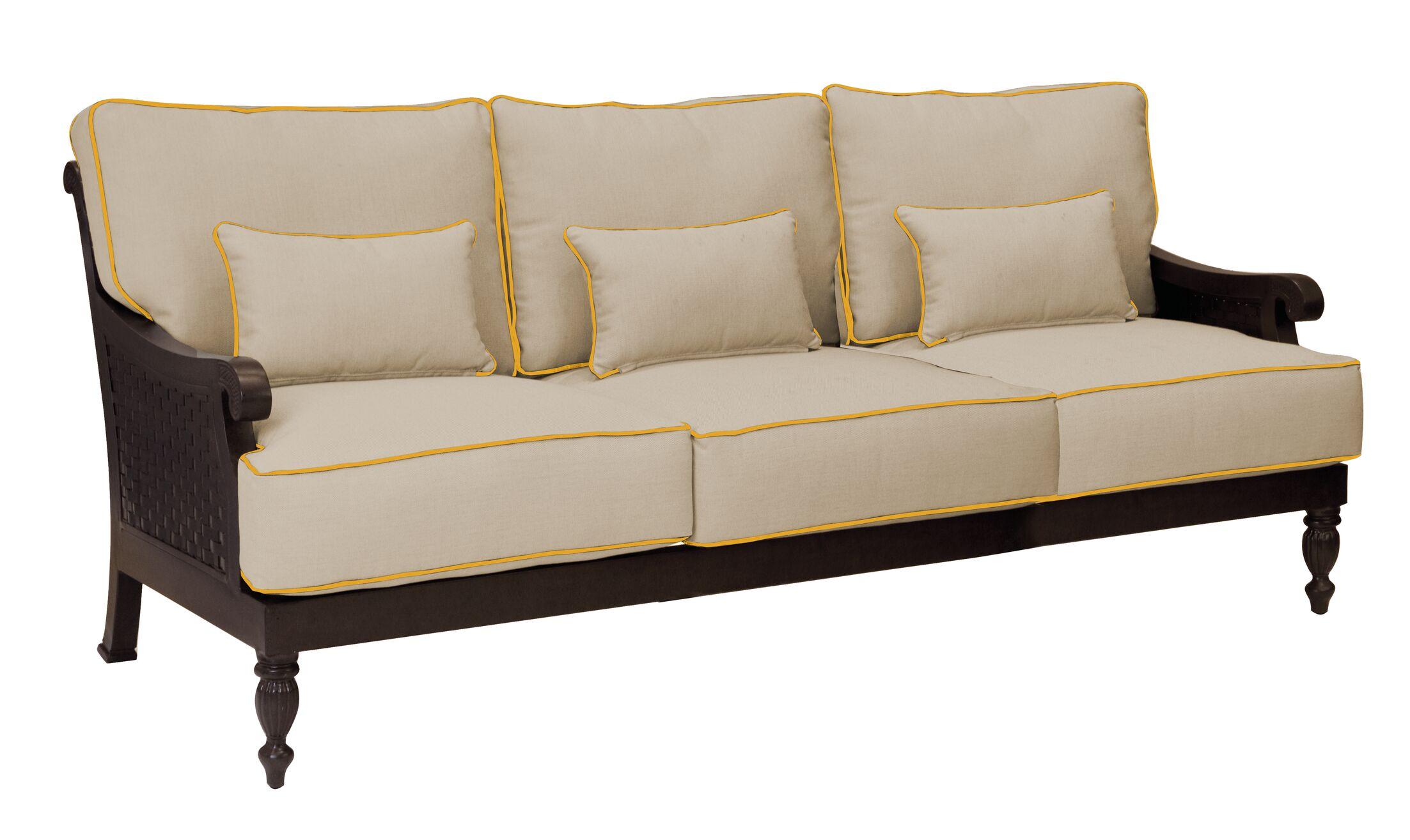 Jakarta Patio Sofa with Cushions