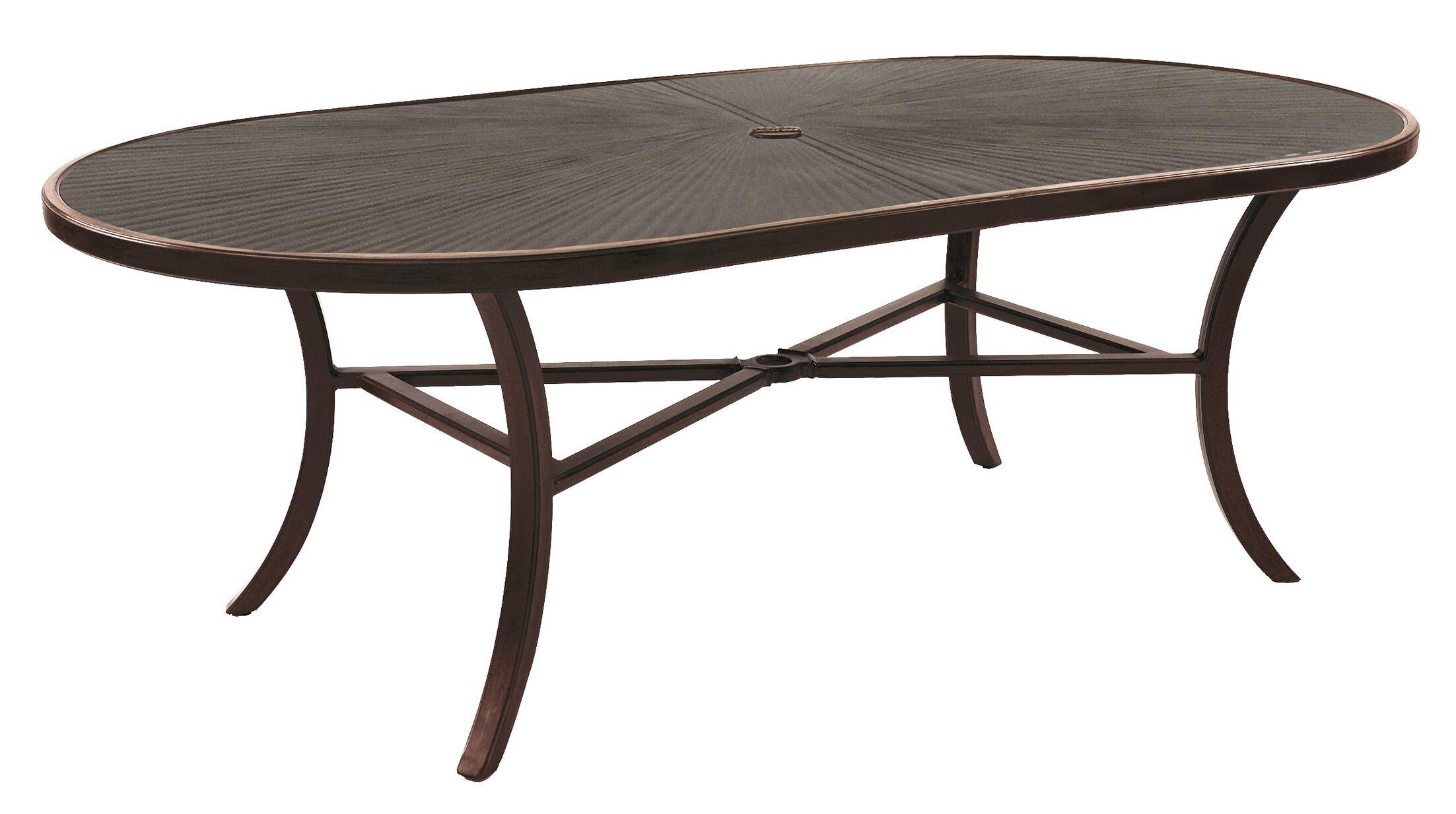 Heritage Aluminum Dining Table