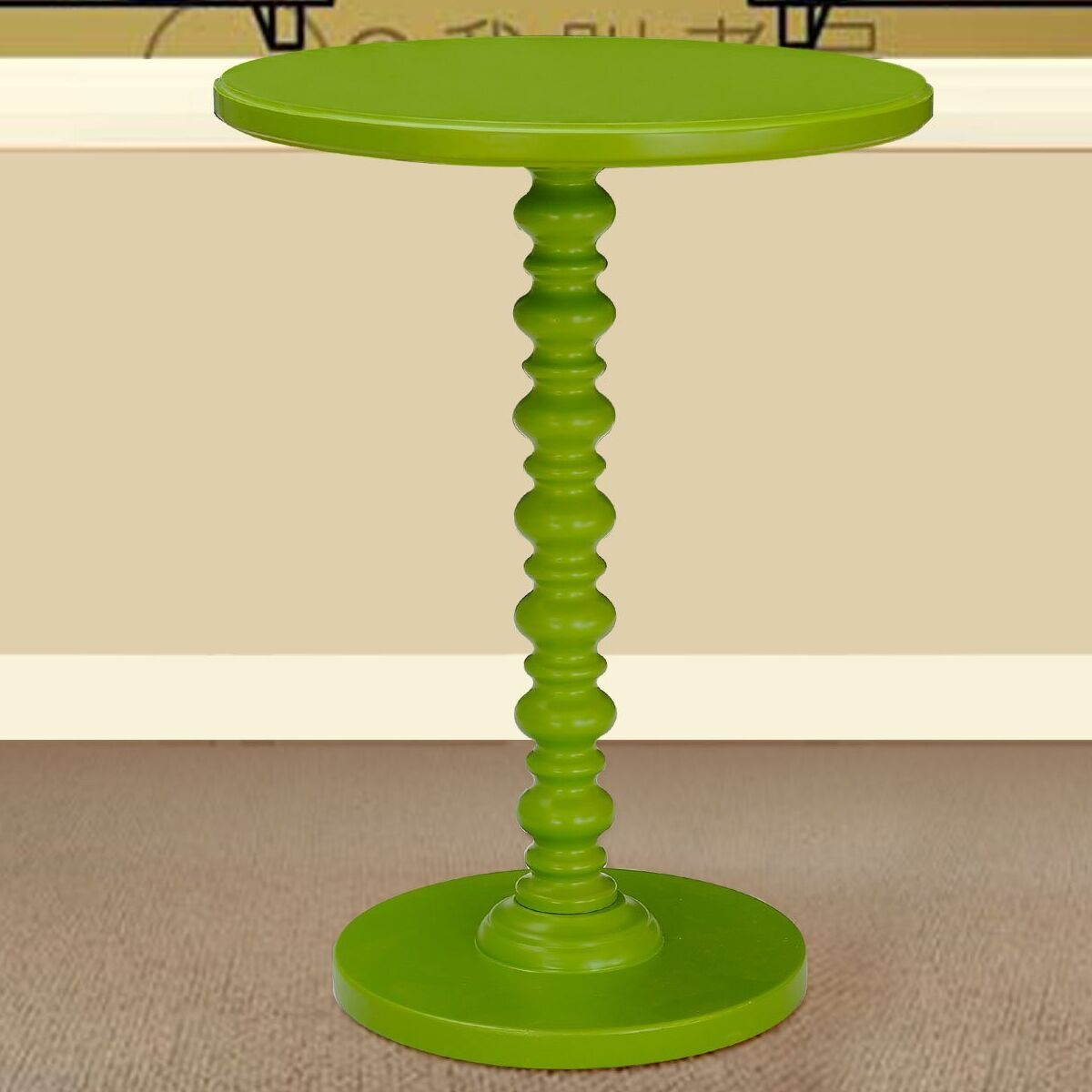 Bistro Table Finish: Green