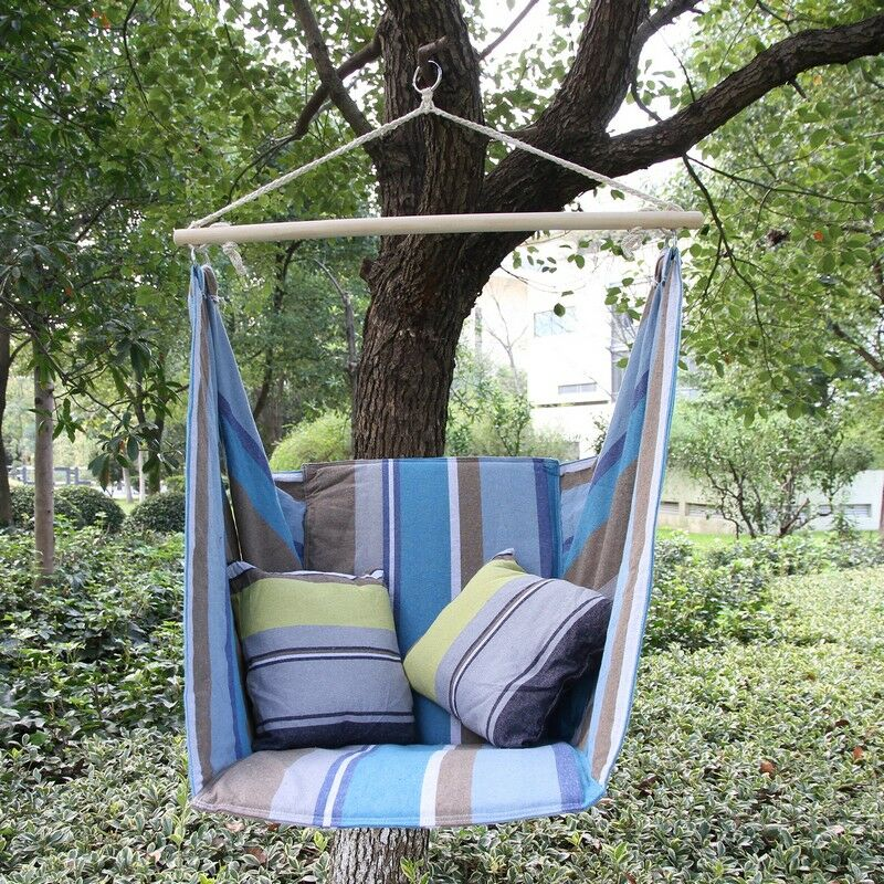 Chair Hammock Color: Blue