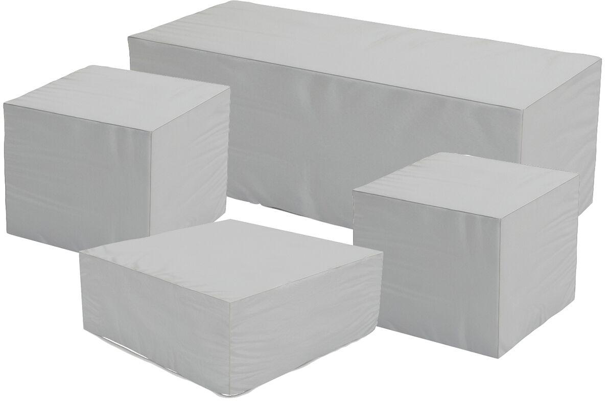 4 Piece Sofa Cover Set