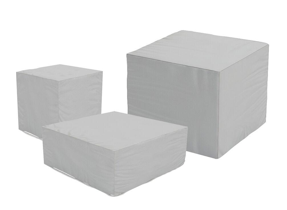3 Piece Club Chair Cover Set