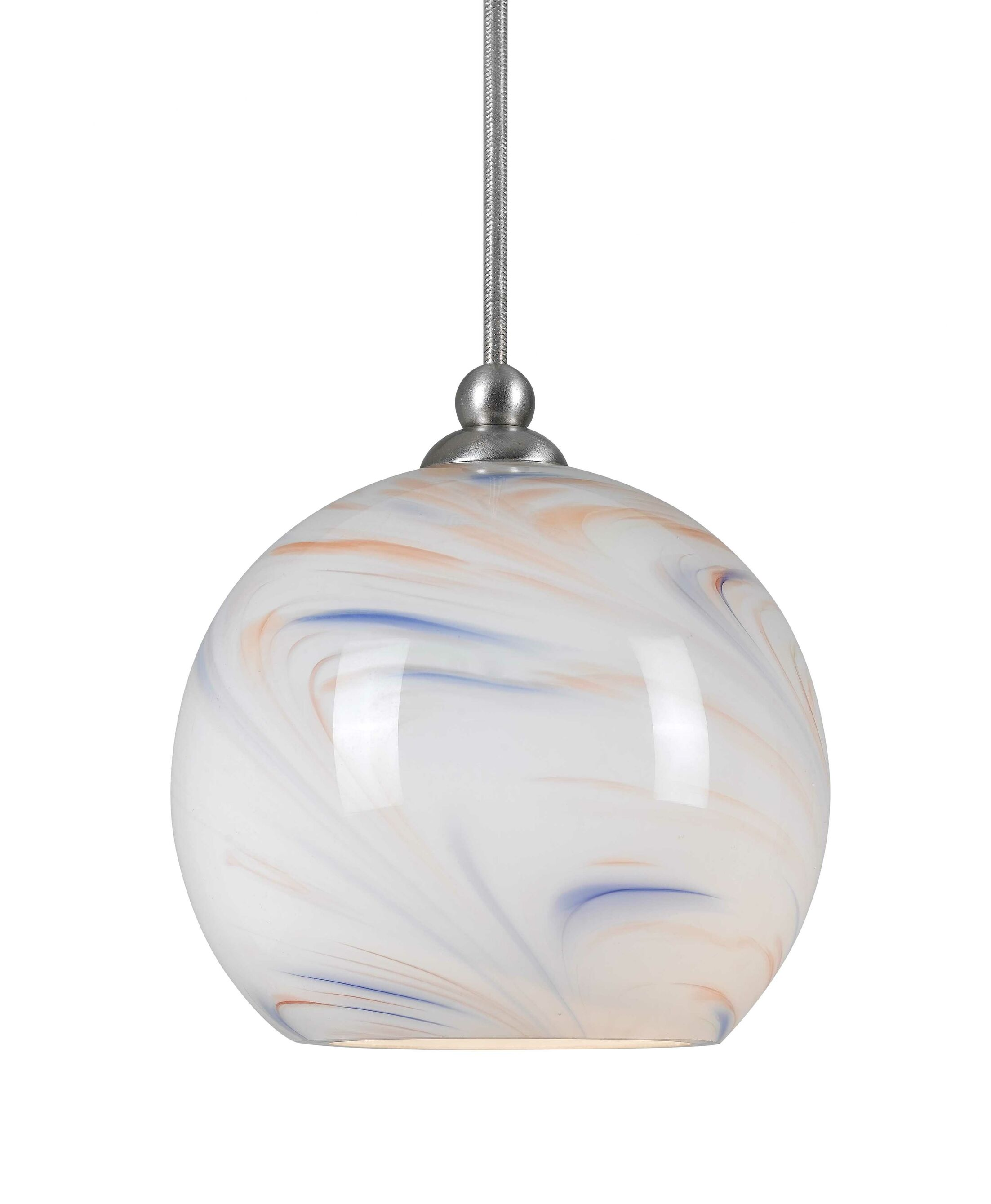 Colebrook 1-Light Globe Pendant
