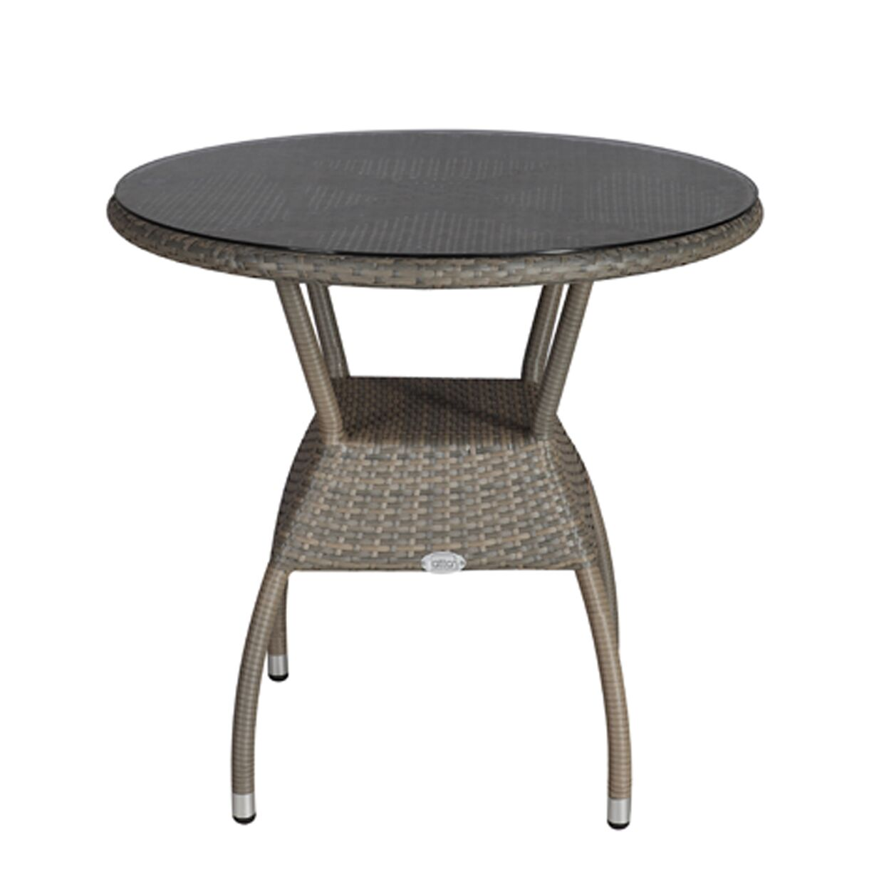 Brighton Dining Table Finish: Gray