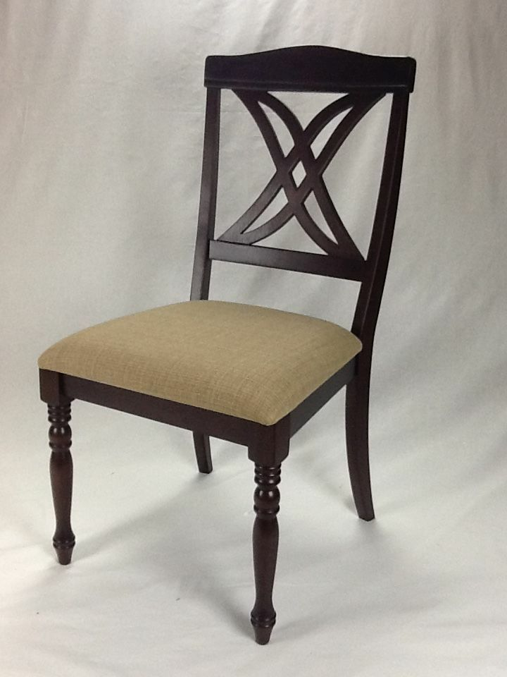 Butterfly Side Chair Finish: Mocha