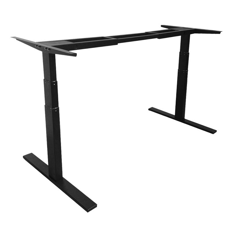 Desk Base Finish: Black