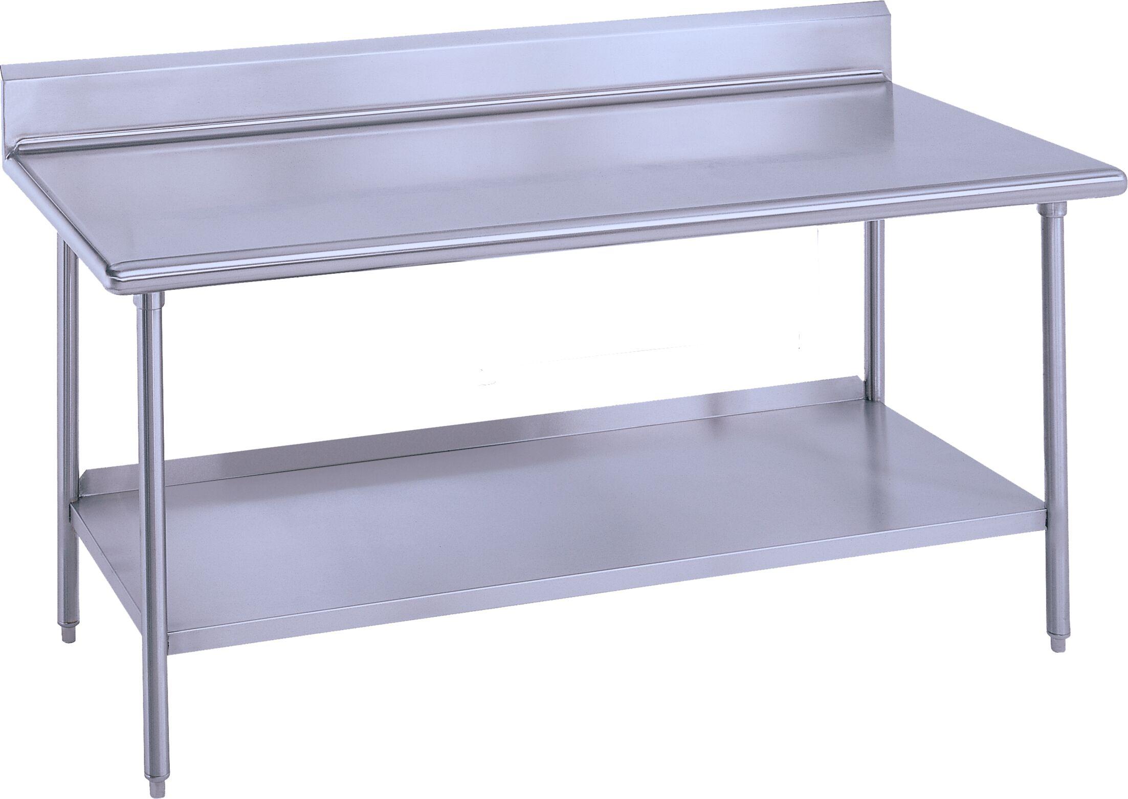 Worktable Utility Prep Table Size: 34