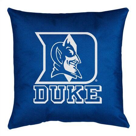 NCAA Throw Pillow NCAA Team: Duke