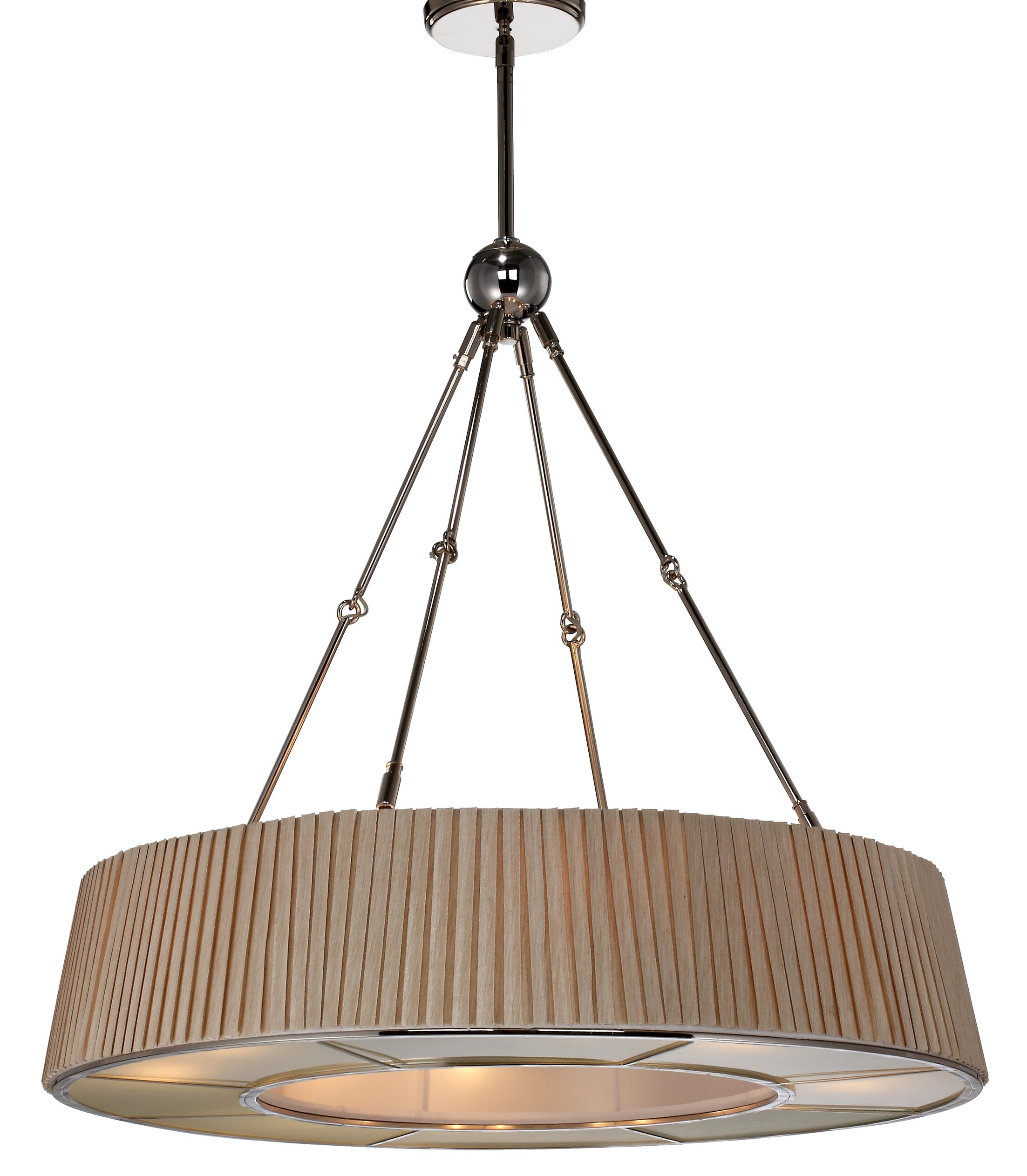 Lewie 8-Light Chandelier