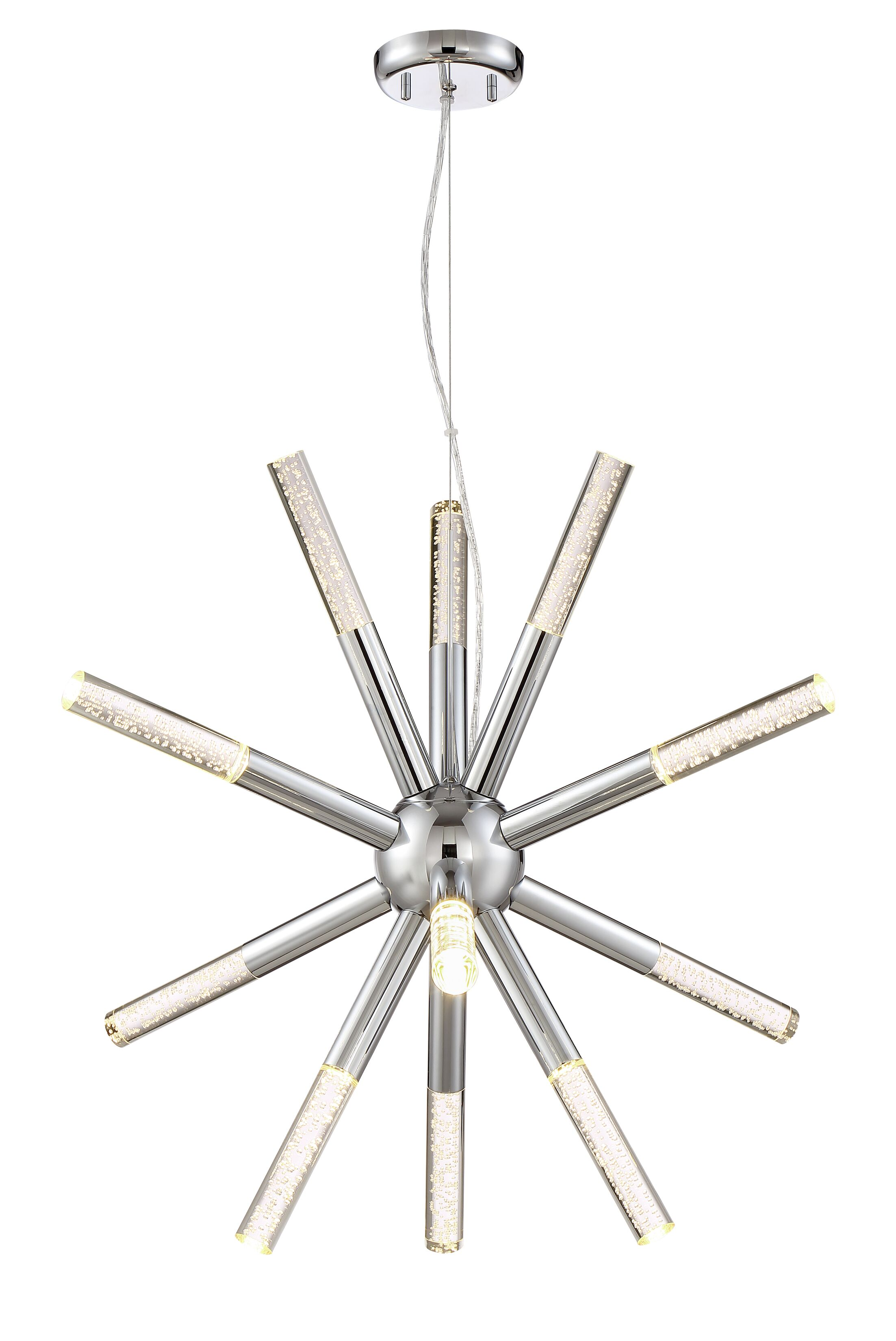 Sprouse  LED  Chandelier