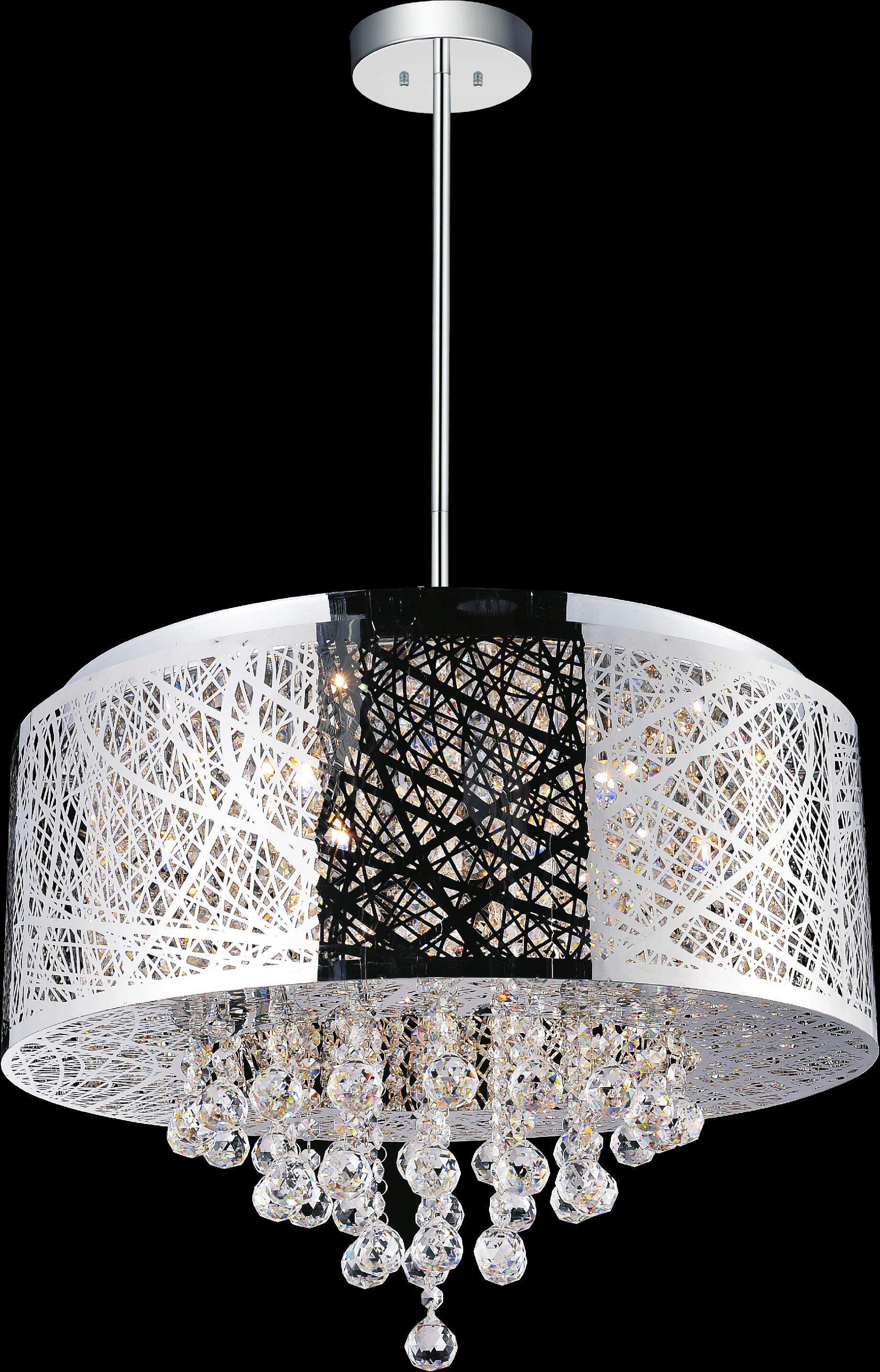 9-Light Pendant