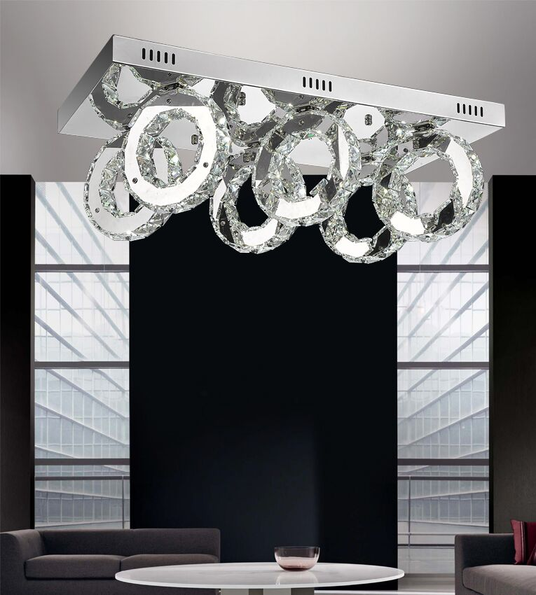 Bacon 36-Light LED Flush Mount