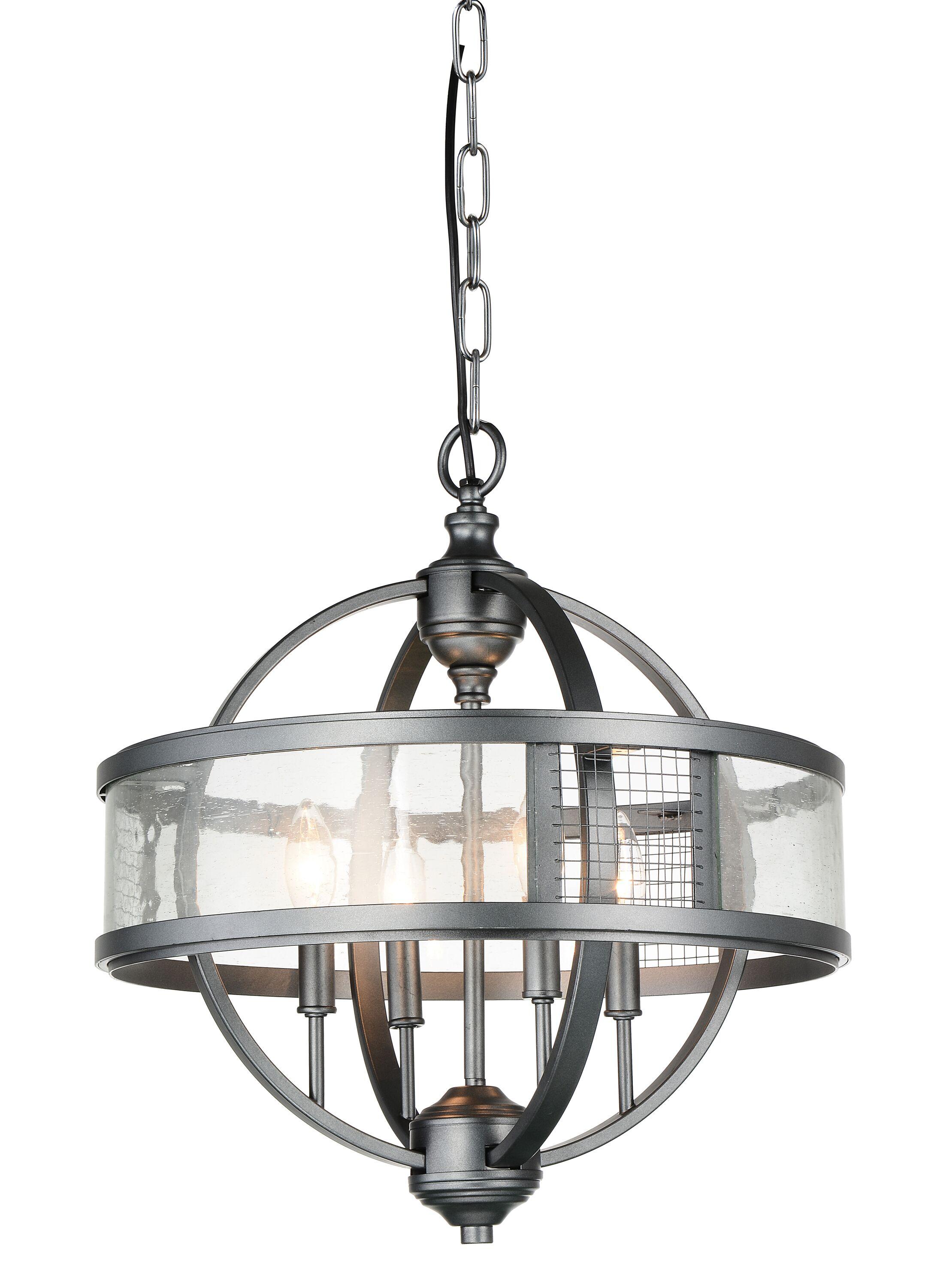 Quinn 4-Light Pendant