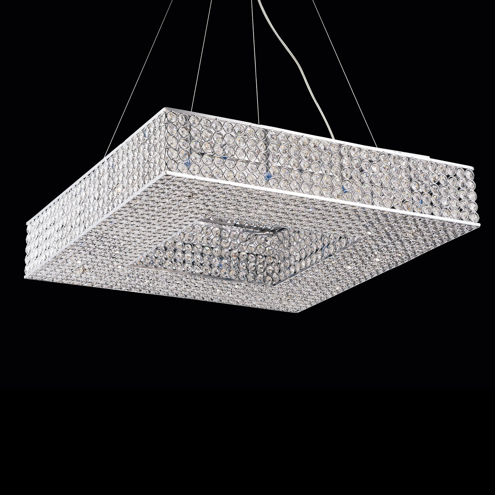Dannie 8-Light Chandelier Size: 78