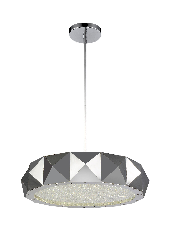 Rigelle 8-Light  LED  Chandelier